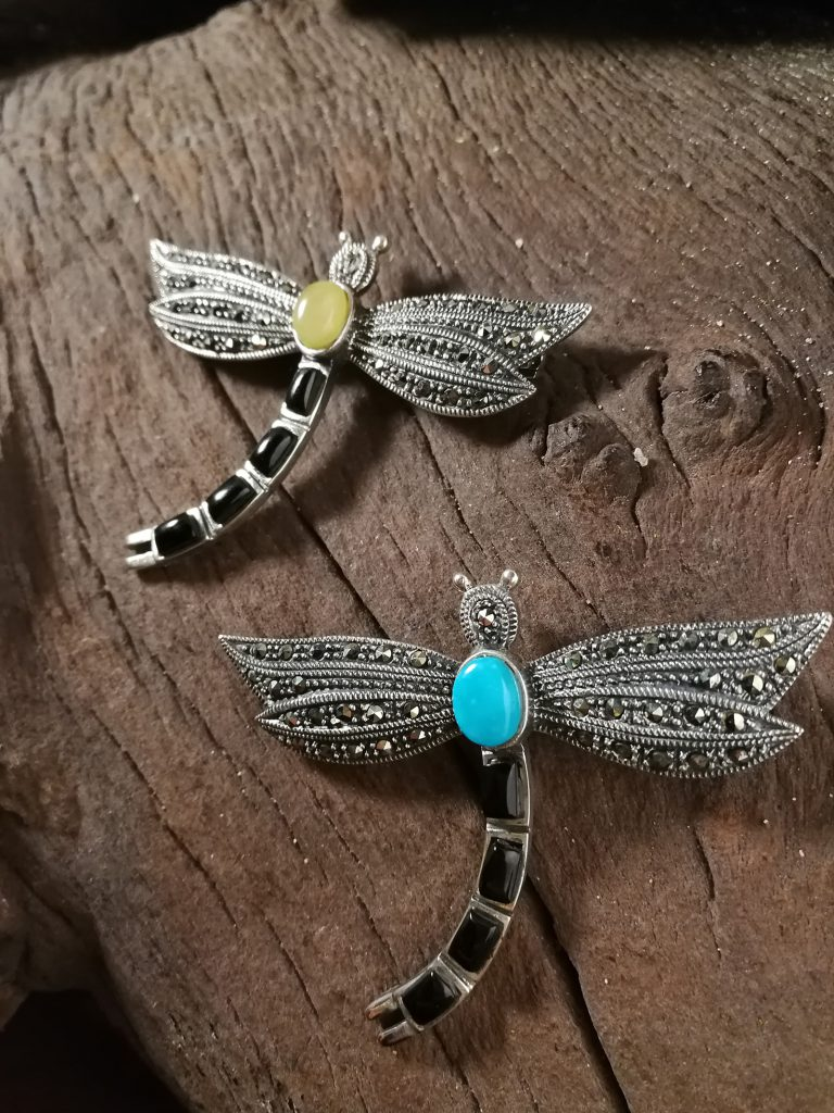 Marcasite Brooches