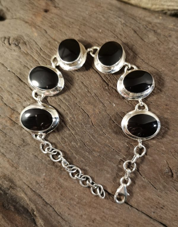 Whitby Jet Bracelets