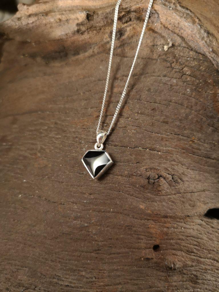 Small Diamond Pendant