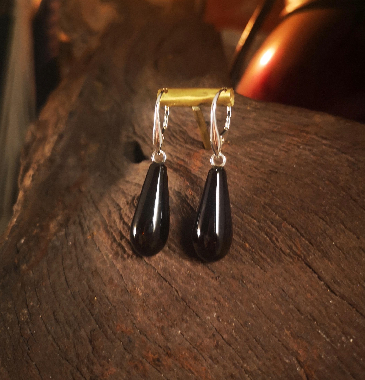 Medium Bomb-drop Earrings